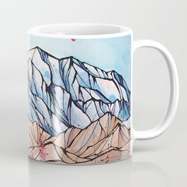 Denali Fireweed Coffee Mug
