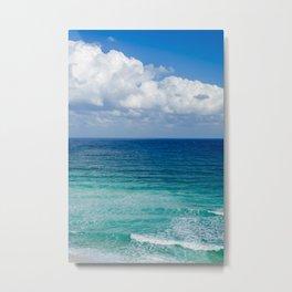 Take me to the sea in mexico Metal Print