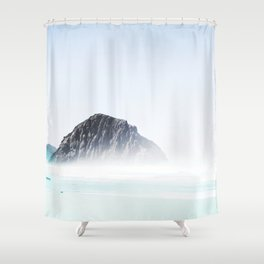 Foreign still Shower Curtain