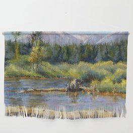Heavenly View Wall Hanging