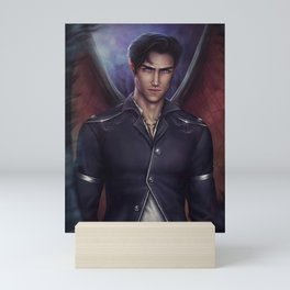 Lord of Night Mini Art Print