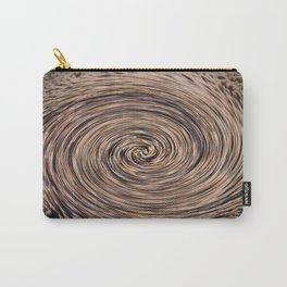 Swirling Sand Carry-All Pouch