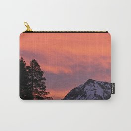 Soda Butte Sunrise Carry-All Pouch