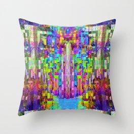 20180401 Throw Pillow