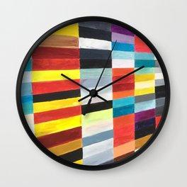 DSM Hubspot Wall Clock