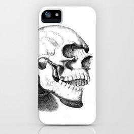 Smiling No Matter What iPhone Case