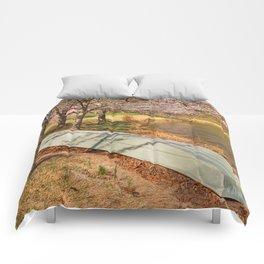 Meadowlark Spring Gardens Comforters