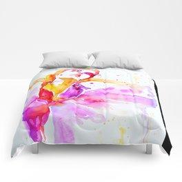 Reverie  Maria Lvova Comforters