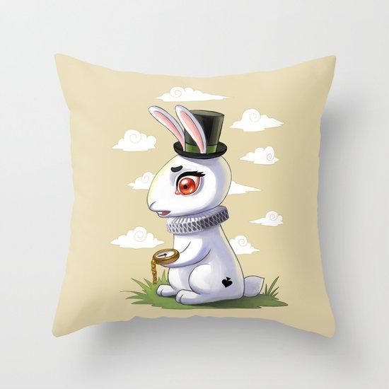 Late Throw Pillow