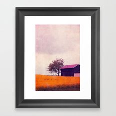 country Framed Art Print