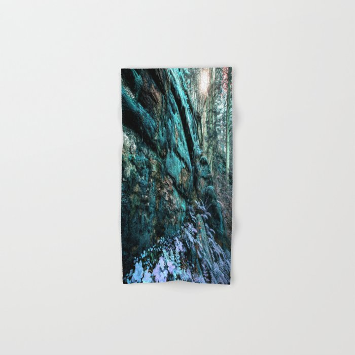 Enchanted Forest Wall Hand & Bath Towel