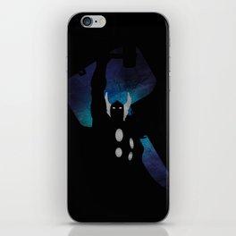SuperHeroes Shadows : Thor iPhone Skin