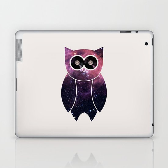 Owl Night Long Laptop & iPad Skin