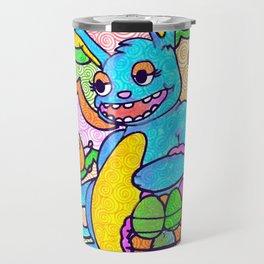Easter Egg bunny Travel Mug
