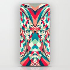Piece by Peace iPhone & iPod Skin