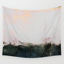 abstract smoke wall painting Wall Tapestry