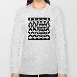 Fleur De Lis Long Sleeve T-shirt