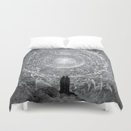 Gustave Dore: The Empyrean Duvet Cover