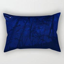 SkyB - Night Rectangular Pillow
