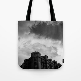 The End of the World Tote Bag