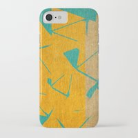 titan iPhone & iPod Cases featuring Titan - Hyperion by Fernando Vieira