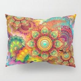 Gipsy Mandala's Pillow Sham