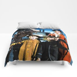 Alien in Mary Poppins Comforters