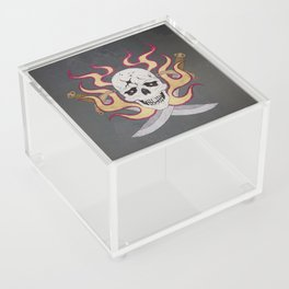 Paul Phoenix Acrylic Box