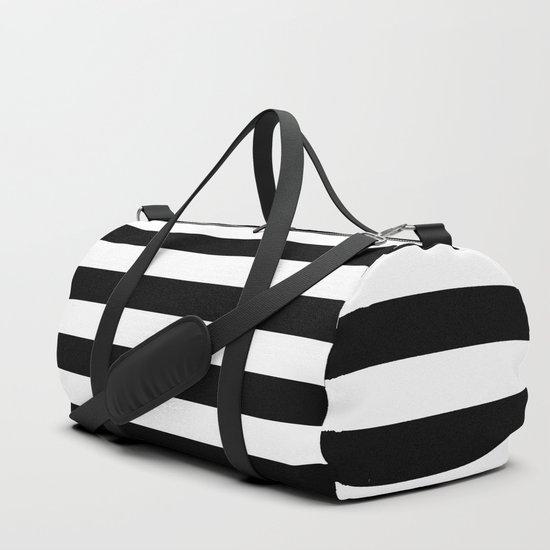 Black White Line Stripe Minimalist Lines Stripes by beautifulhomes