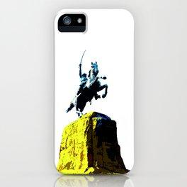 Garibaldi knight iPhone Case