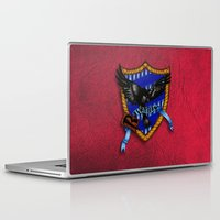 ravenclaw Laptop & iPad Skins featuring Ravenclaw by JanaProject