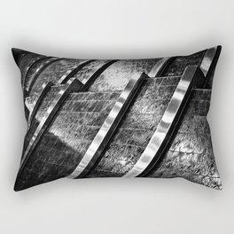 Indoor Water Feature Rectangular Pillow