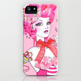 Antoinette iPhone Case