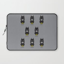 Men of Bats Laptop Sleeve