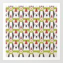 Penguins & Polar Bears (Patterns Please) by lalainelim