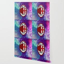 AC Milan Galaxy Edition Wallpaper