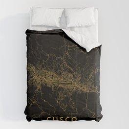 Cusco, Peru - Gold Comforters