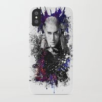 thranduil iPhone & iPod Cases featuring Thranduil by Ryky