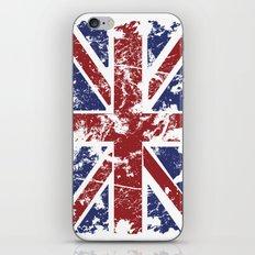 Grunge UK iPhone & iPod Skin