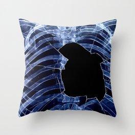 Stolen Heart Throw Pillow