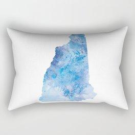 New Hampshire Rectangular Pillow