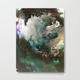 storm rolls in Metal Print