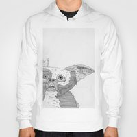 gizmo Hoodies featuring Gizmo / Mogwai. by Bundles of Film
