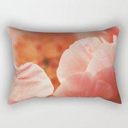 Paeonia #7 Rectangular Pillow