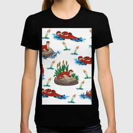 Otter Love of Otters T-shirt