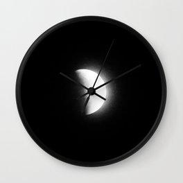Taking the Spotlight Wall Clock