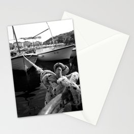 MOORING 2 Stationery Cards