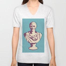 Moder Caesar Unisex V-Neck