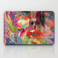 archan nair iPad Cases featuring Lyka by Archan Nair