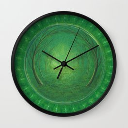 Continuum Wall Clock